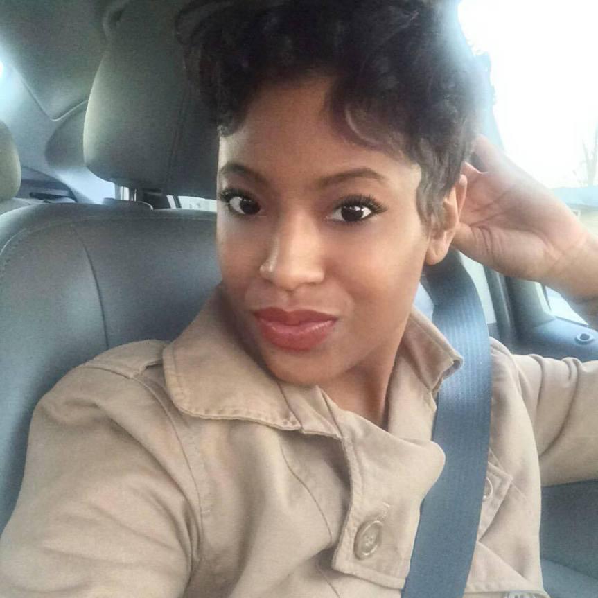 Sha'Tarra Johnson: Social Media Coordinator