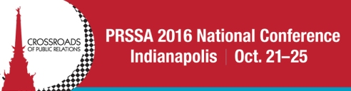 PRSSA 2016 National Conference