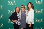 The 2016 Luncheon Planning Committee: Gretchen Maurer, Christiana Lumaj & Amanda Knaebel.